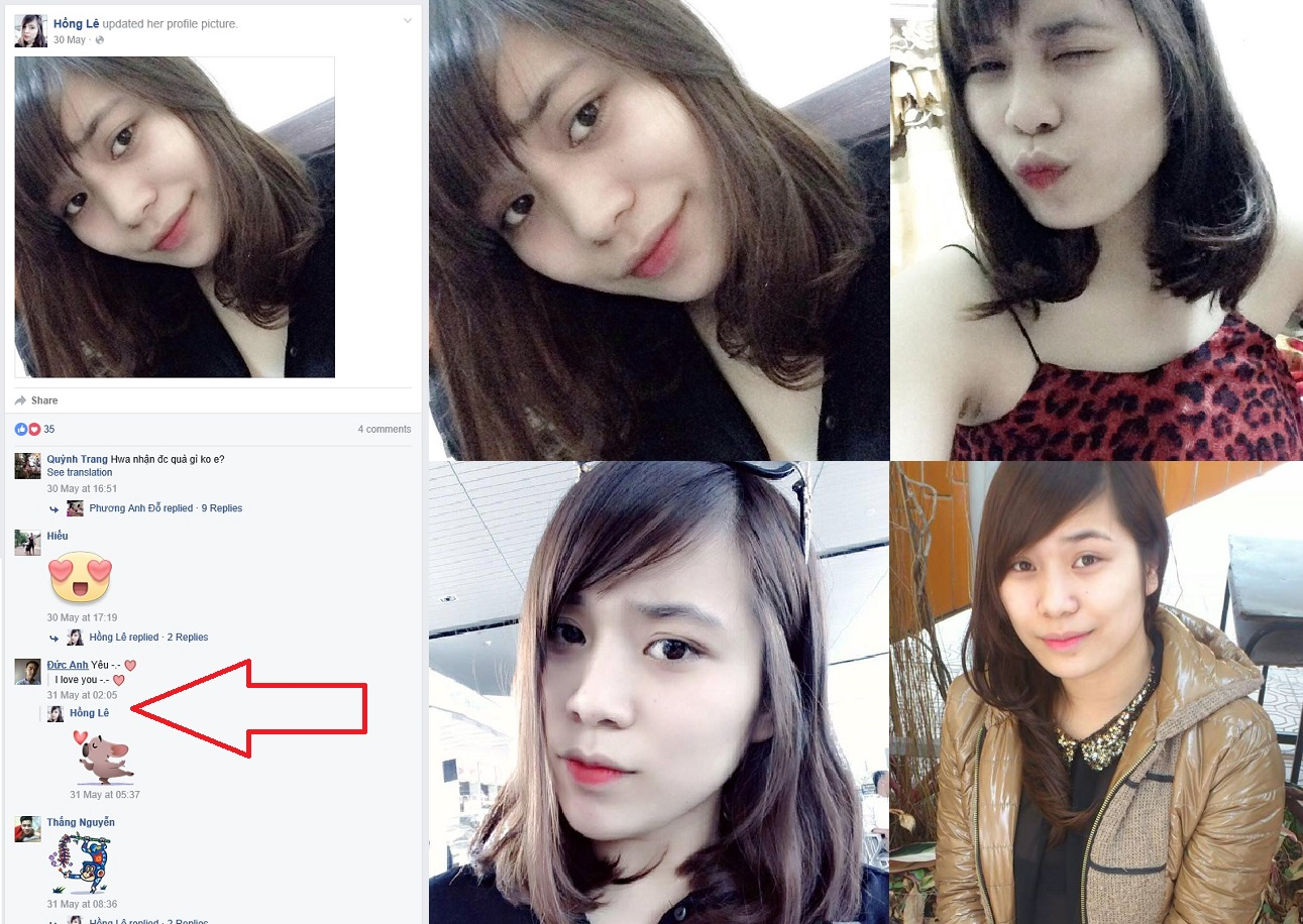 Vietnam dating scams